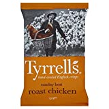 Tyrrells Sunday Best Roast Chicken Crisps - 150g
