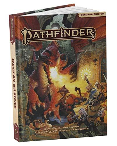 Devir - Pathfinder: Guía del juego de rol, 640 páginas (PFBASICO2)