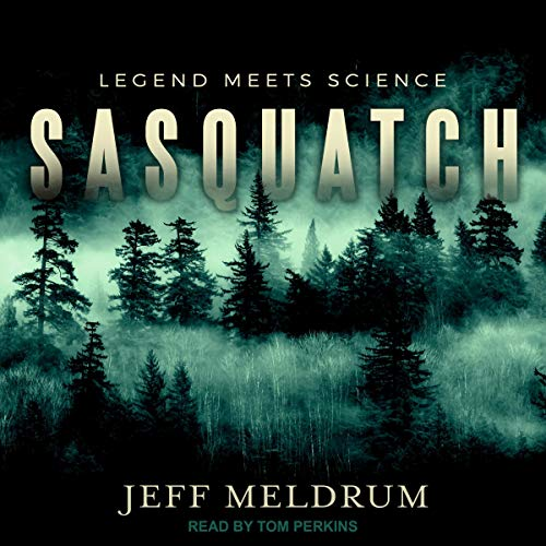 Sasquatch  By  cover art