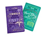 Harry Potter - Character Notebook Collection (Set of 2): Dumbledore and Snape