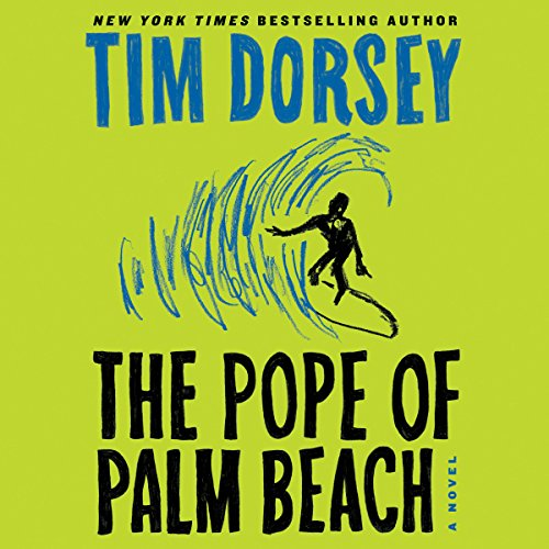 The Pope of Palm Beach audiobook cover art