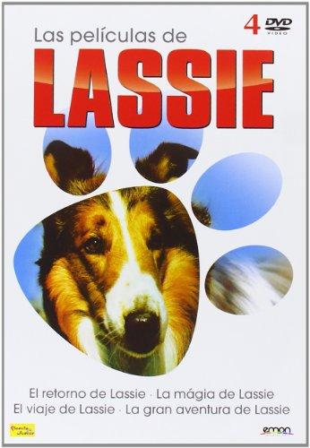 La Magia De Lassie - The Magic Of Lassie - Don Chaffey - Audio nur Spanisch.