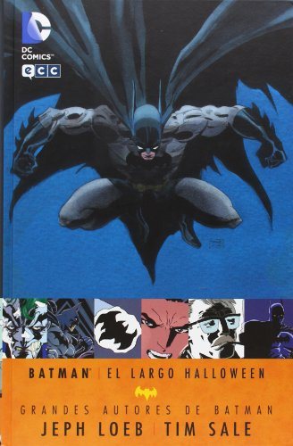 Batman: El largo Halloween (Grandes autores Batman: Jeph Loeb y Tim Sale)