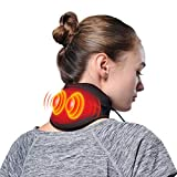 Best Neck Braces - Neck Heating Massage Pad for Neck Pain Relief Review