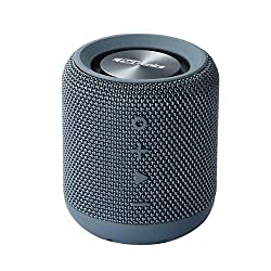 Portronics SoundDrum Wireless Bluetooth 4.2 Stereo Speaker with FM, USB Music (Blue),Portronics,SoundDrum