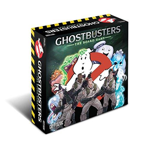 COSMIC GAMES Ghostbusters The Board Game - Gioco da Tavolo [Italiano]