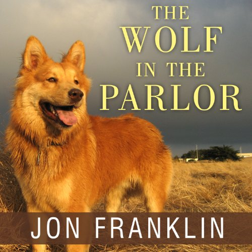The Wolf in the Parlor audiobook cover art