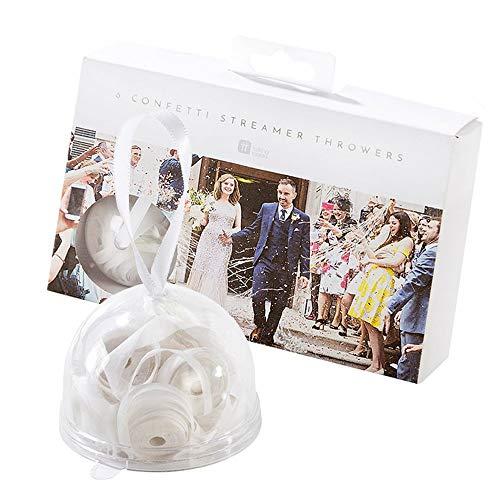 confetti streamers wedding - 6
