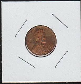 1953 half penny
