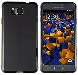 mumbi Hülle kompatibel mit Samsung Galaxy Alpha Handy Case