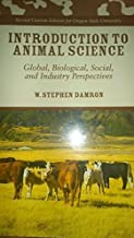 Introduction to Animal Science (Custom Edition for Oregon State University)