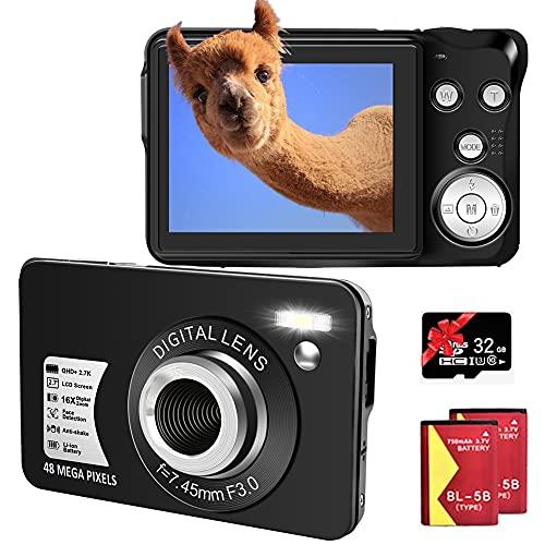 Linnse -  Digitalkamera 48Mp