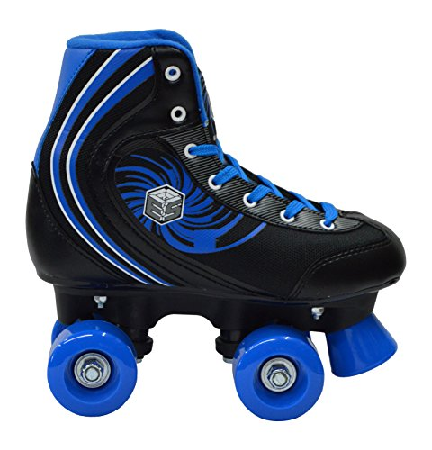 Epic Skates Can03 Kids Rock Candy Quad Roller Skates Purple RockCan03 Youth 3