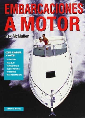Embarcaciones a motor (Libros técnicos)