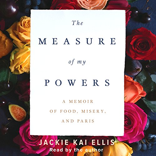 The Measure of My Powers audiobook cover art