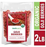 Best Goji Berries - Healthworks Goji Berries Raw Organic, 2lb Review