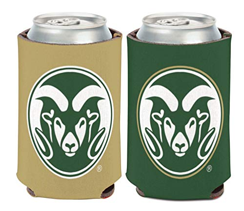 WinCraft Colorado State University Rams 1-Pack 12 oz. 2-Sided Can Cooler