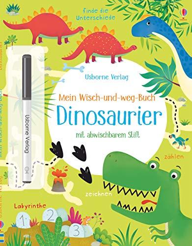 Mein Wisch-und-weg-Buch: Dinosaurier