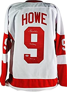 Red Wings Gordie Howe
