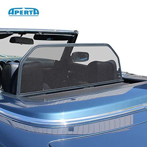 Aperta Windschott passend für Mercedes-Benz SL-Klasse 107 100% Passgenau OEM Qualität Blau Windstop Windabweiser