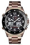 Reloj - SKMEI - Para Hombre - Lemaiskm1538 rosegold steel