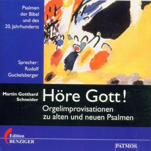 Höre Gott!, 1 Audio-CD