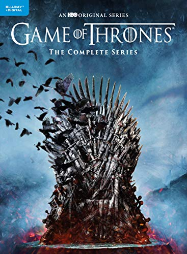 Game of Thrones: Complete Series (Blu-ray + Digital Copy)