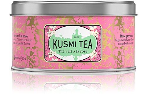 Kusmi Tea - Grüner Tee mit Rosengeschmack