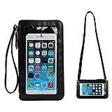 Cell Phone Touch-Screen Cross-Body Bag Purse Pouch Case for LG Tribute Monarch, K31 K22, Stylo 6 5x 5, K51 K51S K41S, Xpression Plus 2, Velvet 5G, Phoenix 5, Neon Plus, Arena 2, Aristo 5, K8x, Wing 5G