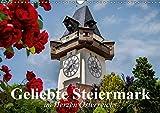 Geliebte Steiermark im Herzen Österreichs