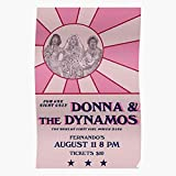 2 70S The Mamma Mia Abba Dynamos and Donna Musical Home