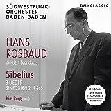 Hans Rosbaud dirigiert Jean Sibelius
