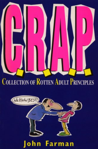 C.R.A.P.: Collection of Rotten Adult Principles (Red Fox humour) (English Edition)