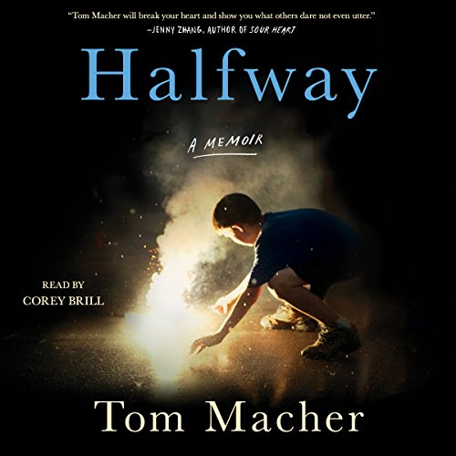 『Halfway』のカバーアート