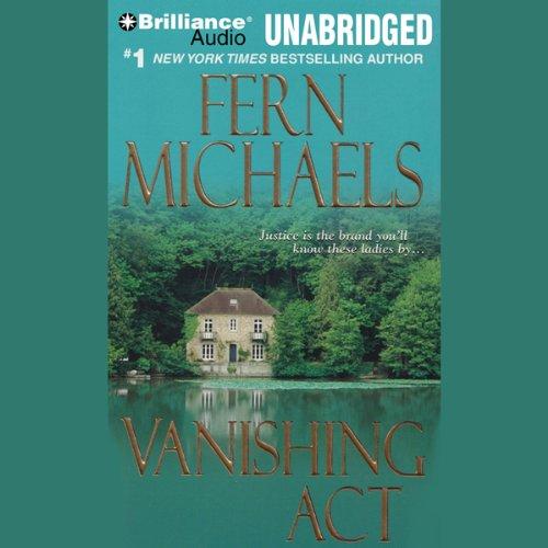 Vanishing Act cover art