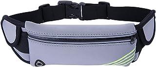 COAFIT Waist Pack Splash-Proof Multi-Purpose Waist Bag Fanny Pack for Outdoor (Grey)