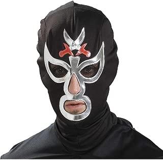 wrestling halloween mask