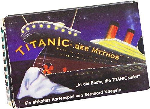 Adlung Spiele Kartenspiel Titanic - Der Mythos
