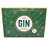 Gin Advent Calendar 2020 Edition, Countdown to Christmas, By Blue Tree (Red)