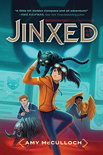 Jinxed Ebook Mcculloch Amy Kindle Store