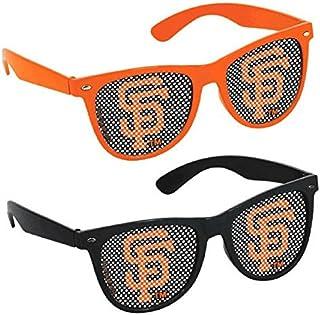 Amscan 259311 San Francisco Giants Major League Baseball Collection Printed Eyeglasses, Party Favor, 10 pieces