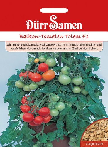 Balkon-Tomaten Totem F1