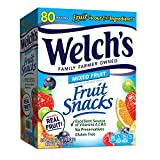 Welch's Fruit Snacks, Mixed, 66 count, 3.7 Pounds...