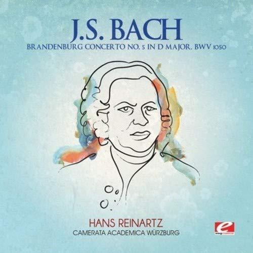 Brandenburg Concerto No. 5 in D Major, BWV 1050 (Remastered)