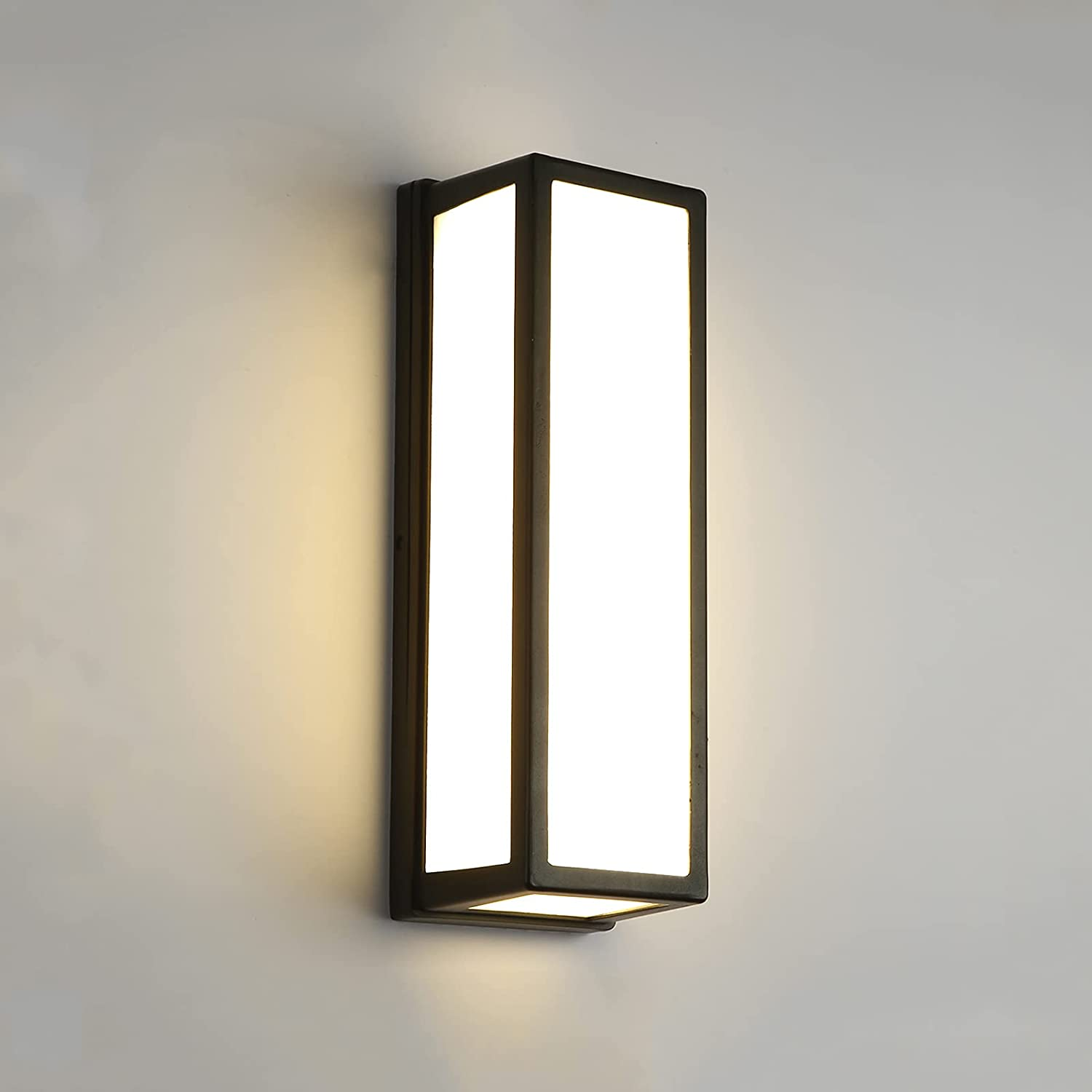 New mail order Max 82% OFF ROSYSKY Outdoor Wall Light Fixtures LED Sc Mounted 30W