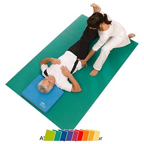Airex Matte Atlas Bodenmatte grün Turnmatte Gymnastikmatte Training 200x125 cm