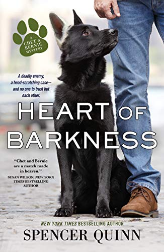 Heart of Barkness (A Chet & Bernie Mystery, 9)