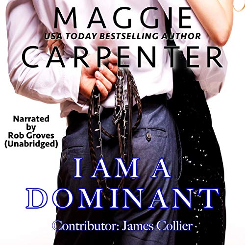 I Am a Dominant audiobook cover art