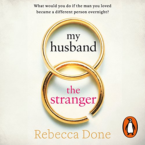 My Husband the Stranger audiobook cover art