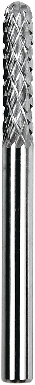 Ranking TOP15 Dedeco 12306 Carbide Bur Mail order Double-Cut Cylindrical Radius End 1